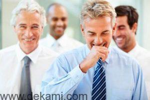 خندیدن در محل کار
