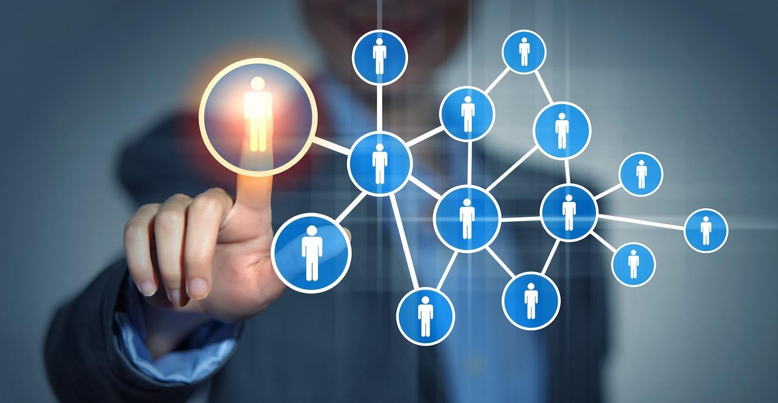 شبکه سازی در مدیریت