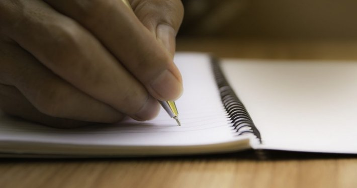 قدرت نوشتن