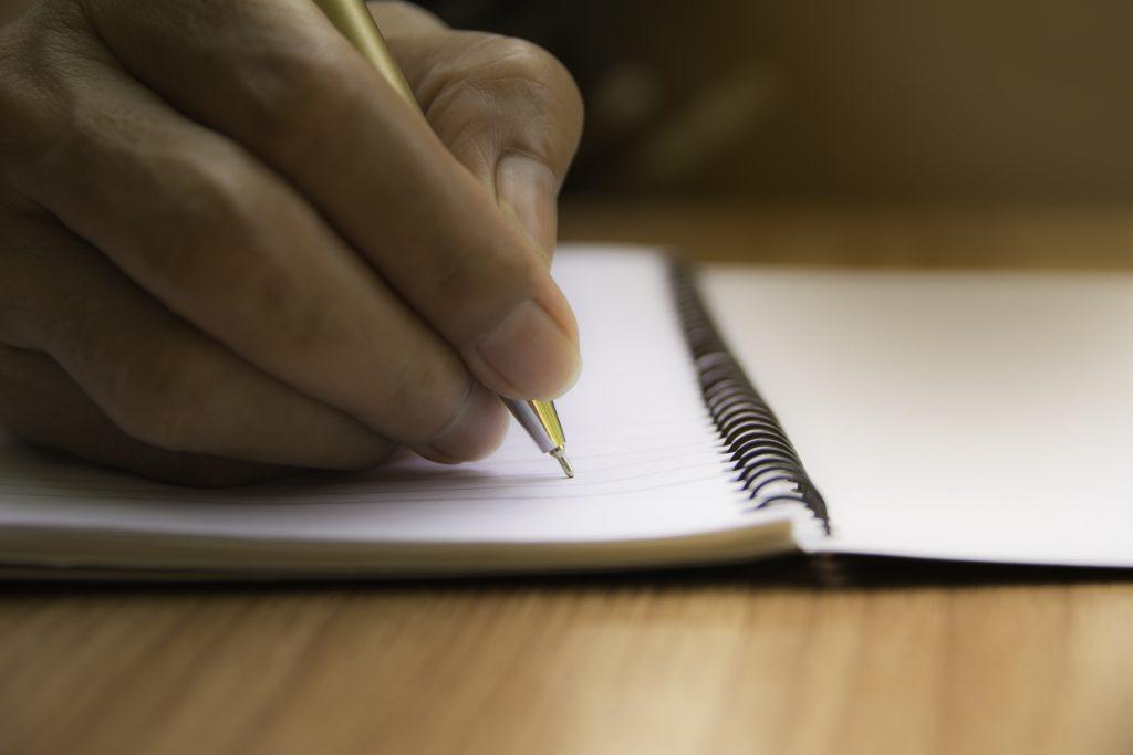 با نوشتن خودتان را کشف کنید