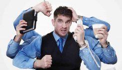 مدیریت کارهای روزانه در محل کار