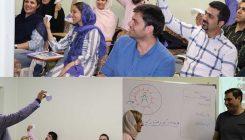 گزارش کارگاه مهارتهای ارتباطی مدیر- دوره پنجم