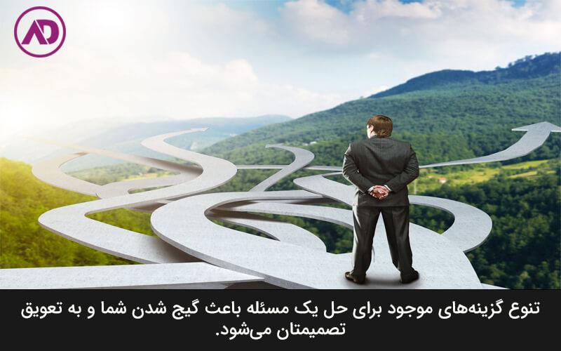محدودیت های تصمیم گیری برای مدیران