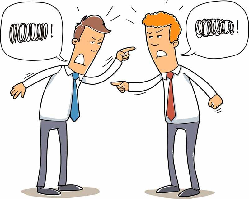 مدیریت تعارض بین کارکنان به سبک کدخدا؟