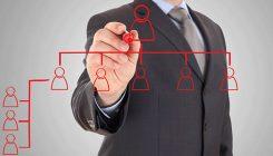 ساختار سازمانی پویا طراحی کنید