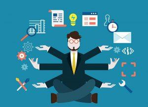 آزمون مهارت مدیریتی