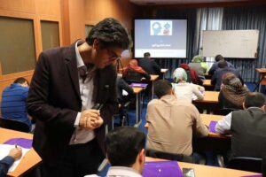 دوره آموزشی مهارت های ارتباطیدوره آموزشی مهارت های ارتباطی