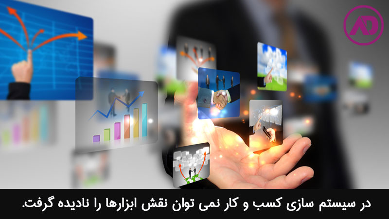 Business system building tools