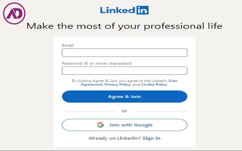 Hiring through LinkedIn