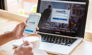 Recruit through LinkedIn